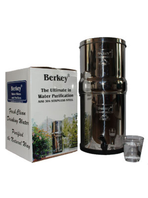 Berkey waterfilter
