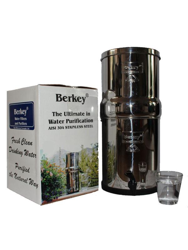 Berkey waterfilter