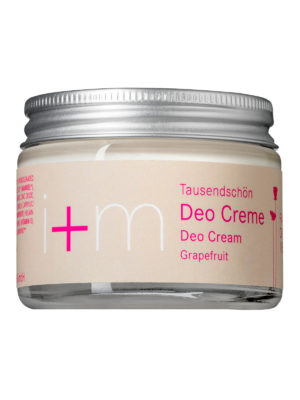 i+m Tausendschön Deodorant Creme Grapefruit 50 ml