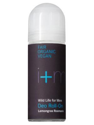 Wild Life for Men deodorant roller
